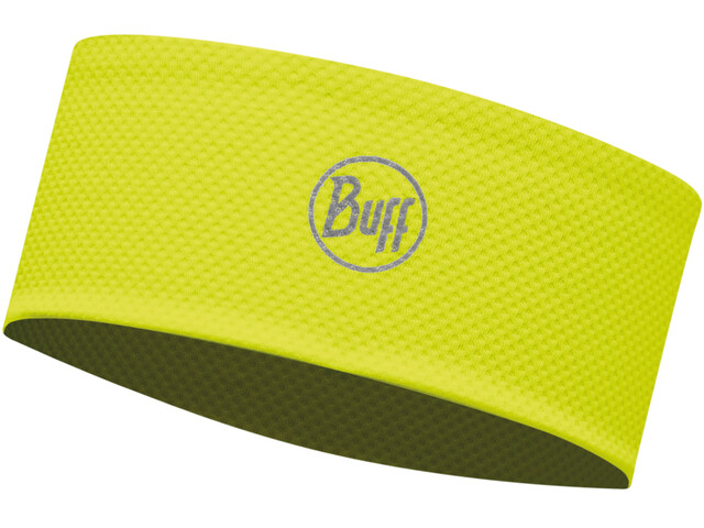 Buff Fastwick Headband R-Solid Yellow Fluor